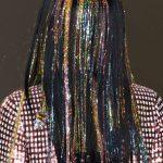 extensiones con brillo para tu cabello
